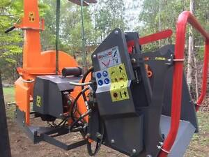Wood Chipper, heavy duty, Hydraulic feed , Pto Driven. Narangba Caboolture Area Preview