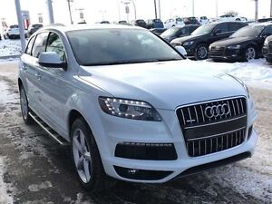 2014 Audi Q7 TDI 8sp Tiptronic Technik