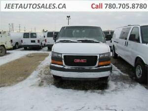 2016 GMC Savana G2500 Cargo Van 4.3L Gas 6 to choose from.