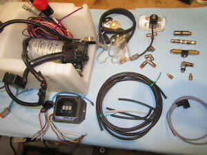 Wanted:   Methanol parts and or Kit, controler
