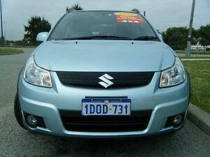 2008 Suzuki SX4 GYA Blue 5 Speed Manual Hatchback East Rockingham Rockingham Area Preview