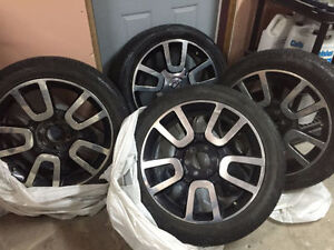 ford f150 harley davidson rims and tires