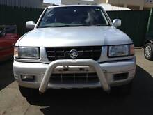 HOLDEN FRONTERA WAGON 2000 WRECKING VEHICLE S/N V6486 Campbelltown Campbelltown Area Preview