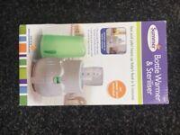 Bottle warmer & steriliser