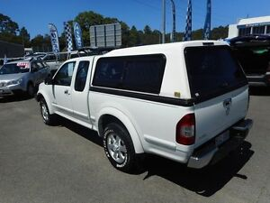2006 Holden Rodeo RA MY06 LT Space Cab White 5 Speed Manual Utility Alexandra Headland Maroochydore Area Preview