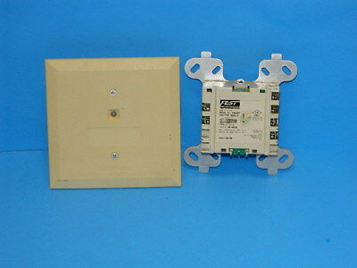 Edwards Est M500mf Fire Alarm Monitor Module 10 Available