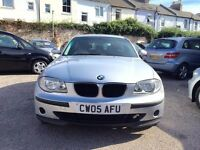 BMW 1 Series 2.0 118d ES 5dr£2,895 2005 (05 reg), Hatchback