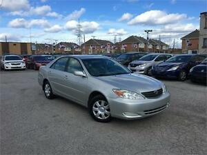 TOYOTA CAMRY LE 2004 AUTO/AC/CRUISE CONTROL/4 CYL/153 460 KM !!