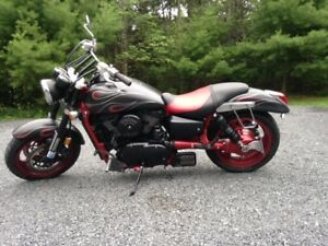 Beautiful, well maintained Kawasaki Mean Streak Special Edition!