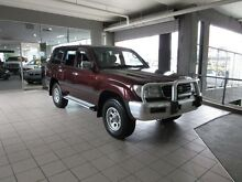 1999 Toyota Landcruiser FZJ105R GXL (4x4) Burgundy 4 Speed Automatic 4x4 Wagon Thornleigh Hornsby Area Preview
