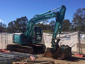 2005 Kobelco SK135sr Capital Hill South Canberra Preview