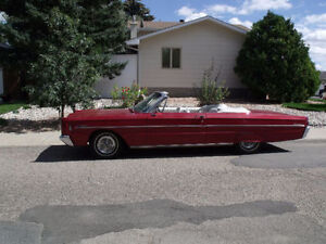 1965 ford meteor convertible