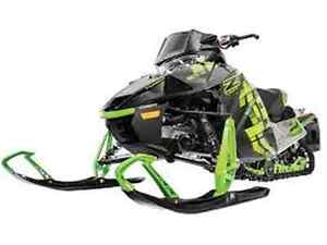 2017 ARCTIC CAT ZR SNO PRO SLEDS Peterborough Peterborough Area image 2