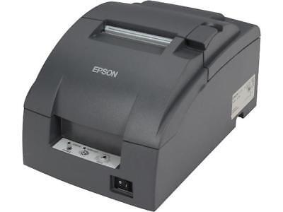 Epson Tm-u220b Receipt Kitchen Impact Printer With Auto Cutter - Dark Gray C31