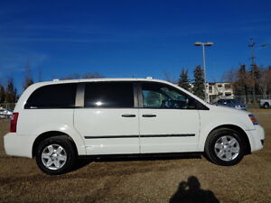 2010 DODGE GRAND CARAVAN C-/V--CARGO VAN----ONLY 75,000KM