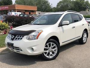 2012 Nissan Rogue SL-AWD-LEATHER-ROOF-CAMERA-LOADED