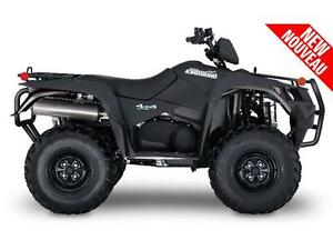KINGQUAD 500 AXI POWER STEERING SPECIAL EDITION MATTE BLACK