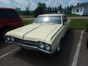 1965 Olds Cutless