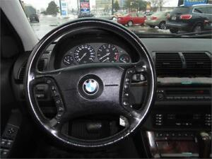 2003 BMW X5 3.0I  **LEATHER+SUNROOF**