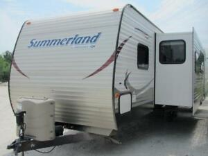 2014 SPRINGDALE 3030 BUNKHOUSE WITH 2 SLIDES $19995-FINANCING!