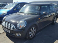 2009 59 MINI HATCH ONE AUTOMATIC LOW MILES
