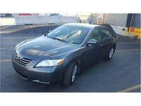2007 Toyota Camry LE 4 Cylindres *95,000km* PROPRE!