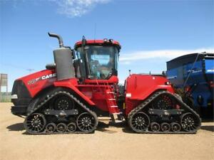 2014 Case IH 540 Tractor