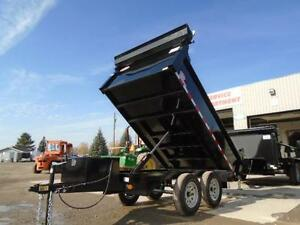 10ft LOW PROFILE QUALITY STEEL DUMP - FULL TARP KIT INCLUDED. London Ontario image 6