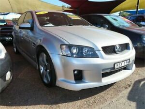 2006 Holden Commodore VE SS Silver 6 Speed Sports Automatic Sedan