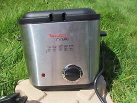 Moulinex Minuto AF100316 Deep Fat Fryer