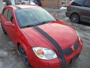 2006 PONTIAC PURSUIT VERY GOOD ON GAS ALL POWER OPTION