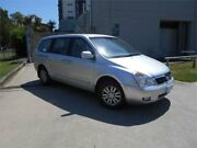 2013 Kia Grand Carnival VQ MY13 Platinum Grey 6 Speed Sports Automatic Wagon Southport Gold Coast City Preview