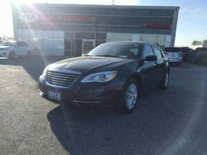 2013 Chrysler 200 LX GREAT VALUE
