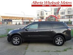 2017 CHEVROLET TRAVERSE 2LT AWD 7 PASSENGER WE FINANCE ALL