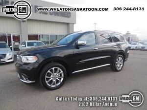 2016 Dodge Durango Citadel - Low Mileage