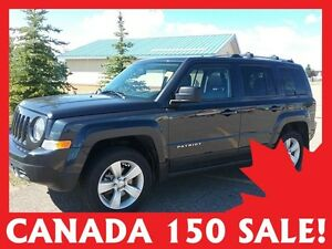 2014 Jeep Patriot Limited 4x4 *NAV, LEATHER, SUNROOF, ALLOYS*