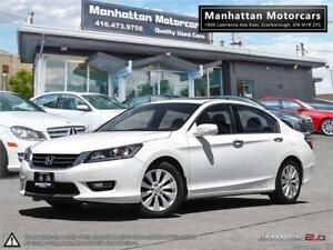 2015 HONDA ACCORD EX-L |ROOF|PHONE|LEATHER|SIDECAMERA|WARRANTY