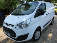 2014 Ford Transit Custom 2.2TDCi ( 125PS ) 270 L1H1 Trend 70,000 MILES NO VAT