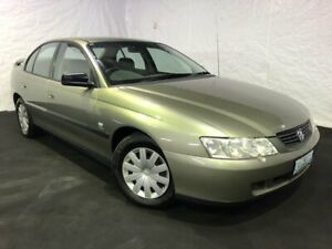 2002 Holden Commodore VY Executive Martini Grey 4 Speed Automatic Sedan Derwent Park Glenorchy Area Preview