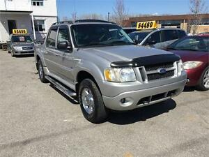 2005 Ford Explorer Sport Trac 4X4 Cuir Toit Ouvrant
