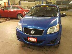 2009 SUZUKI SWIFT HATCHBACK 5 SPEED ONLY 121000KMS