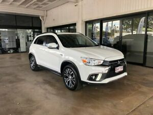 2018 Mitsubishi ASX XC MY19 LS 2WD White 6 Speed Constant Variable Wagon Menzies Mt Isa City Preview