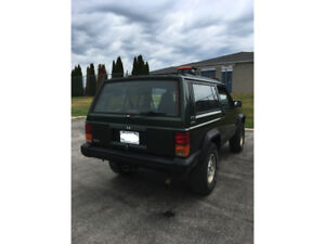 1996 Jeep Cherokee XJ Sports 2DR