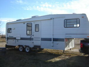 1995 Coachman 28ft Catalina 5th wheel