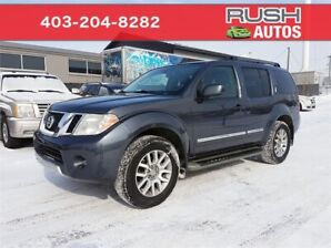2010 Nissan Pathfinder LE - 7 Passenger, 4x4, Leather Interior