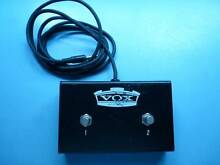 VOX VFS2 Footswitch for 'AD' Valvetronix and Partfinders amps Merewether Newcastle Area Preview