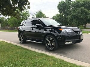 2011 Acura MDX Elite Tech Plus SUV, Crossover, Dark Tint, MORE