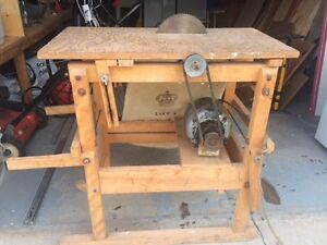 Banc de scie - Table saw