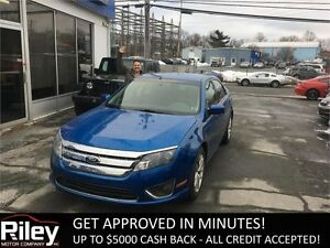 2012 Ford Fusion SEL LEATHER SEATS
