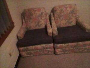 2x armchairs South Burnie Burnie Area Preview